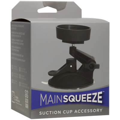 Main Squeeze - Accesorio para ventosa
